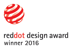 reddot design award winner 2016